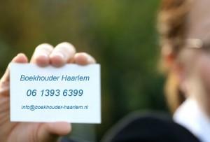 Haarlem-boekhouder